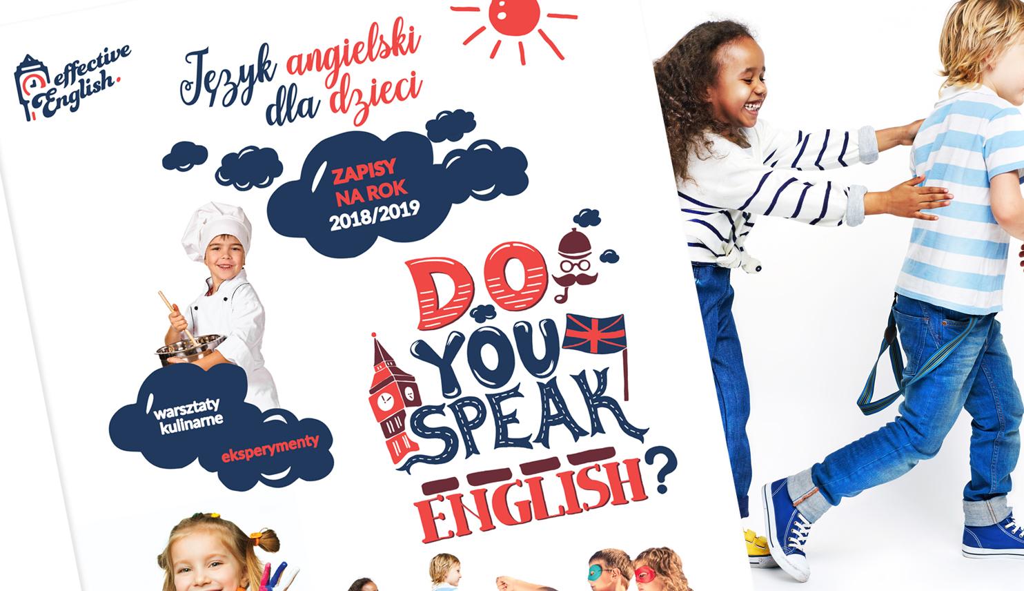 Materiały Promocyjne Dla Szkoły Językowej Effective English